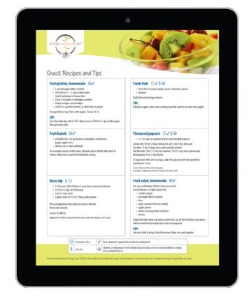 food_chart